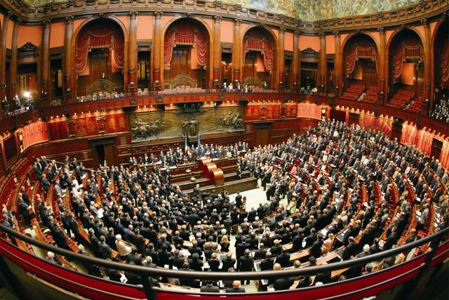 Il mercante di notizie for Parlamento camera dei deputati